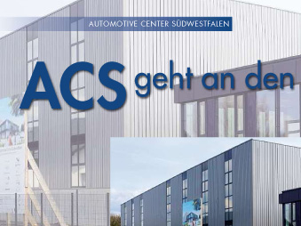 ACS geht an den Start